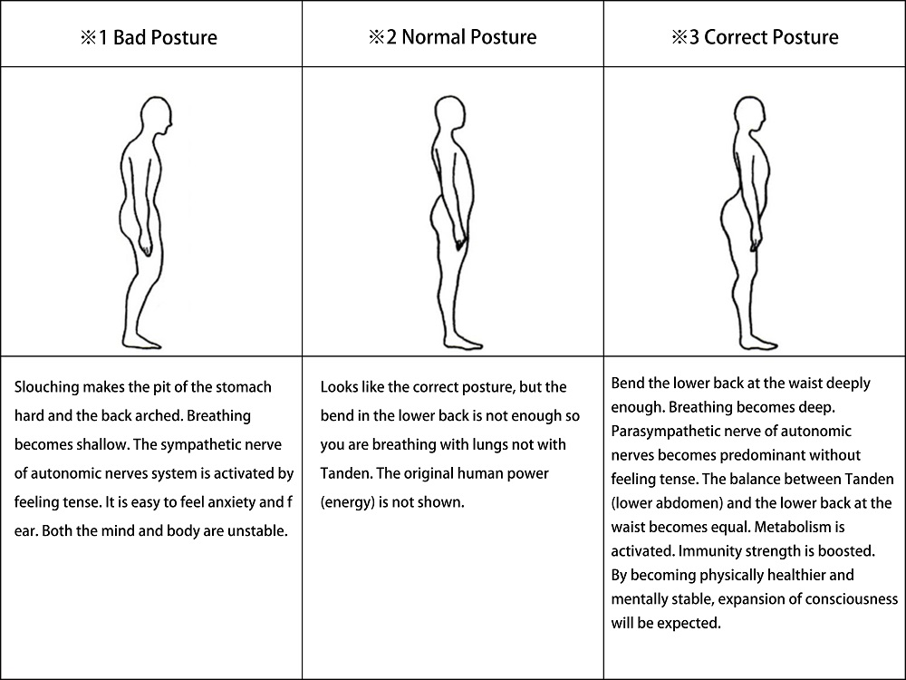 This is the Correct Posture!!