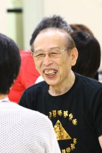 荒井義雄先生